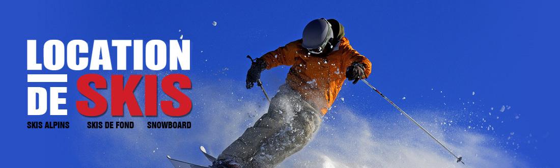 location ski alpin et fond à Gérardmer