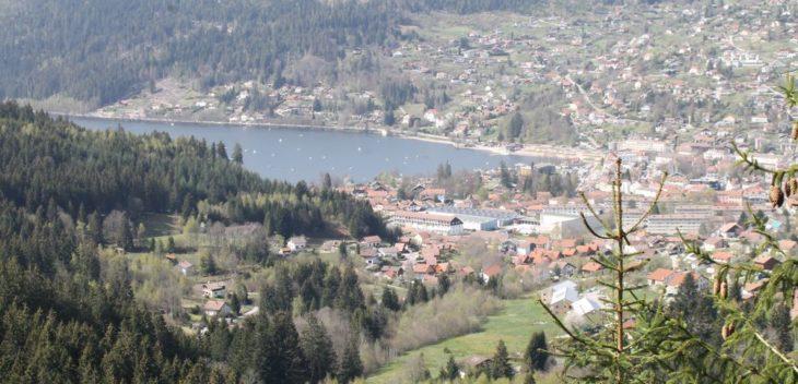 Gérardmer la capitale du linge des Vosges