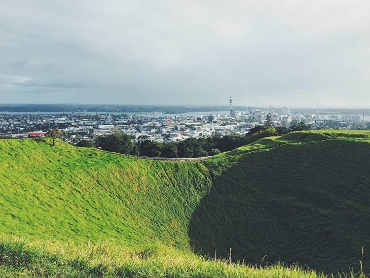 Séjour en Nouvelle Zélande, Auckland